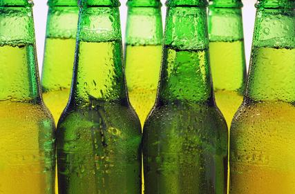 Perfekt gekühlte Getränke dank Flaschenkühlschrank