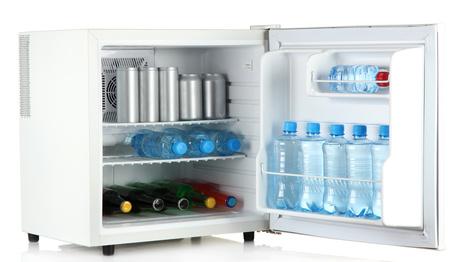 Minikühlschrank für Getränke und Wein