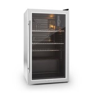 Klarstein Beersafe XXL Standkühlschrank Getränkekühlschrank mit Glastür