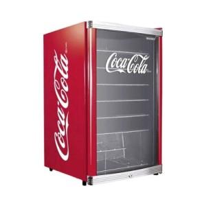 Husky HUS-HC 166 Flaschenkühlschrank Coca-Cola - Foto: Amazon